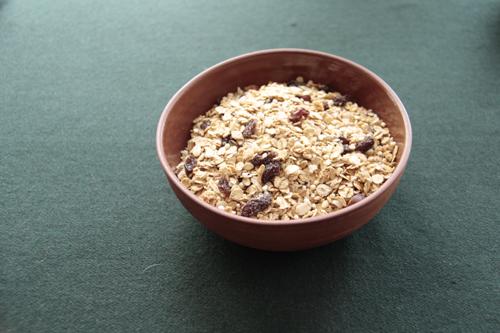 Granola de Avena