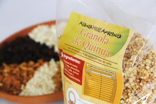Granola de Quinua